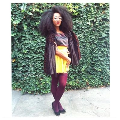 Naturalista & Fashionista – Afroista, Tessa Kagbala